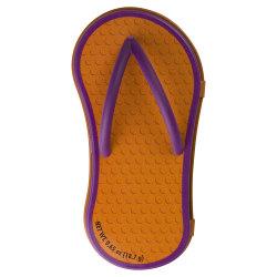 AmuseMints® Mint Candy Flip Flop Tins, Orange, Pack Of 24