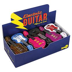 AmuseMints® Destination Mint Candy, Electric Guitar, 0.56 Oz, Pack Of 24