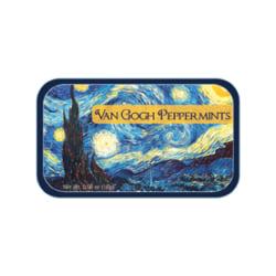 AmuseMints® Sugar-Free Mints, Van Gogh Starry Night, 0.56 Oz, Pack Of 24
