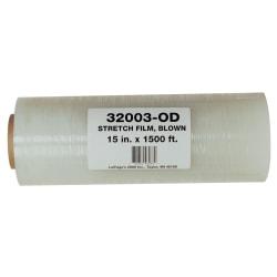 "Office Depot® Brand Blown Stretch Wrap Film, 15"" x 1500'"