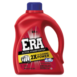 Era® Active Stainfighter™ Liquid Laundry Detergent, Original Scent, 100 Oz, Pack Of 4