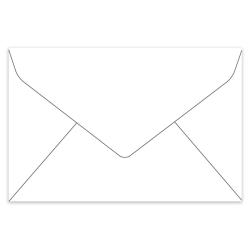 Gartner Studios® Envelopes, A9, Gummed Seal, White, Box Of 50