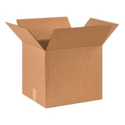 "Office Depot® Brand Corrugated Cartons, 16"" x 14"" x 14"", Kraft, Pack Of 25"