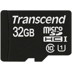 Transcend 32 GB UHS-I microSDHC - 90 MB/s Read