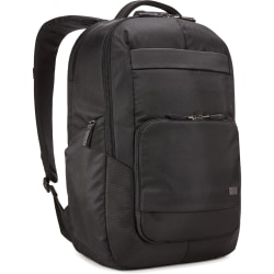 """Case Logic Notion Carrying Case Backpack for 15.6"""" Notebook - Black - Impact Resistant - Shoulder Strap, Handle, Luggage Strap - 18.9"""" Height x 11.8"""" Width x 7.9"""" Depth - 6.60 gal Volume Capacity"""
