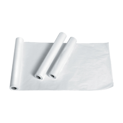 Medline Standard Exam Table Paper, 21 x 225', Crepe, Carton Of 12 Rolls