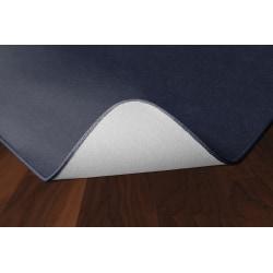 Flagship Carpets Americolors Area Rug, Rectangle, 6' x 9', Navy