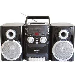 Naxa NPB-426 - Boombox - 5 Watt - black