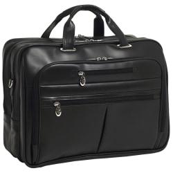 McKleinUSA ROCKFORD McKlein Briefcase, Black