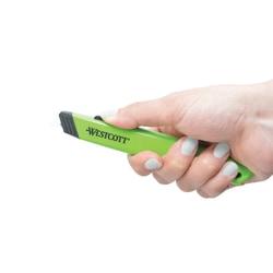 """Westcott® Ceramic Utility Box Cutter, 3/8"""" Blade"""