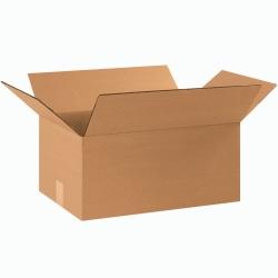 "Office Depot® Brand Corrugated Box, 10"" x 8"" x 6"", Kraft"