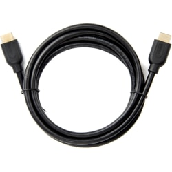 Rocstor Premium High Speed HDMI Cable with Ethernet. - For Digital Video, Monitor, TV, & Projectors with Audio HDMI (M/M) 6ft - 1 x HDMI Male Digital Audio/Video - 1 x HDMI Male Digital Audio/Video - Black