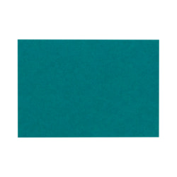 """LUX Flat Cards, A6, 4 5/8"""" x 6 1/4"""", Teal, Pack Of 50"""