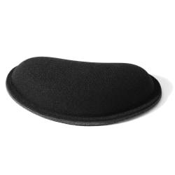 Allsop® Memory Foam Mouse Wrist Rest, Black