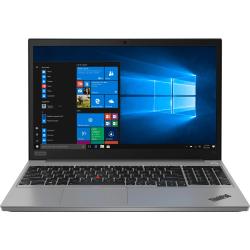 "Lenovo ThinkPad E15 20RD002UUS 15.6"" Notebook  - Intel Core i7 (10th Gen i7 - 10510U 1.80 GHz - 8 GB RAM - 500 GB HDD - Silver - Windows 10 Pro - Intel UHD Graphics - 12.20 Hour Battery"