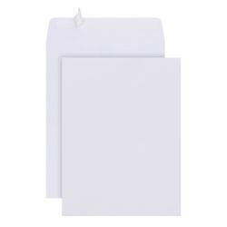 "Office Depot® Brand Clean Seal™ Catalog Envelopes, 9"" x 12"", White, Pack Of 25"