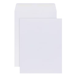 """Office Depot® Brand Large Format Open-End White Envelopes, 10"""" x 13"""", Pack Of 250"""