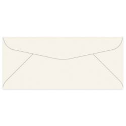 "Gartner Studios® Envelopes, #10, 4 1/8"" x 9 1/2"", Ivory, Box Of 50"