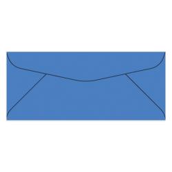 """Gartner Studios® Envelopes, #10, 4 1/8"""" x 9 1/2"""", Blue, Box Of 50"""
