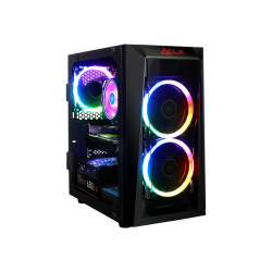 CybertronPC CLX SET Gaming Desktop PC, AMD Ryzen 7, 16GB Memory, 960GB Solid State Drive, Windows® 10 Home, TGMSETRXH9600BM