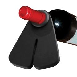 """Honey-Can-Do The Wine Fan™, 4 1/2"""" x 7"""", Black"""