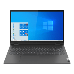 "Lenovo® Flex 5 Laptop, 15.6"" Touch Screen, Intel® Core™ i5, 8GB Memory, 256GB Solid State Drive, Wi-Fi 6, Windows® 10"