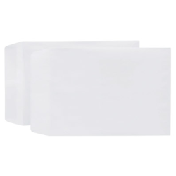 "Quality Park Open-End Catalog Envelopes, 9"" x 12"", 30% Recycled, White, Box Of 250"