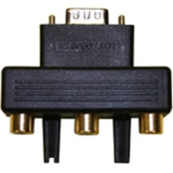 Optoma VGA Male to Component Female Adapter