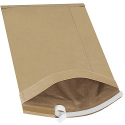 """Office Depot® Brand Kraft Self-Seal Padded Mailers, #7, 14 1/4"""" x 20"""", Pack Of 25"""
