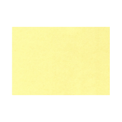 """LUX Flat Cards, A9, 5 1/2"""" x 8 1/2"""", Lemonade Yellow, Pack Of 50"""