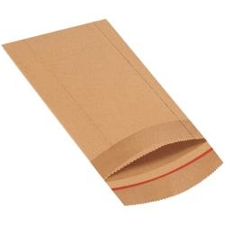 """Jiffy Rigi Bag®, 7 1/4"""" x 10 1/2"""", Kraft, Pack Of 250"""