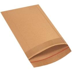 """Jiffy Rigi Bag®, 10 1/2"""" x 14"""", Kraft, Pack Of 150"""