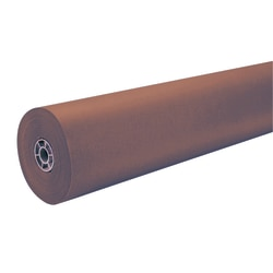 "Pacon® Spectra® Art Kraft® Roll, 36"" x 1000', Brown"