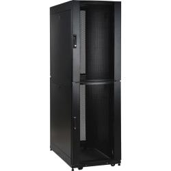 Tripp Lite 42U Rack Enclosure Server Cabinet Co-Location w/ Doors & Sides - 42U