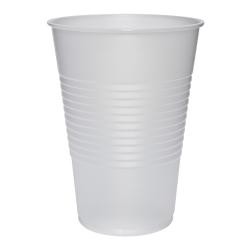 Dart® Conex® Galaxy® Polystyrene Plastic Cold Cups, 9 Oz, Translucent, 100 Cups Per Sleeve, Carton Of 25 Sleeves