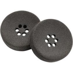 Plantronics SuperSoft Foam Ear Cushion - Black - Foam