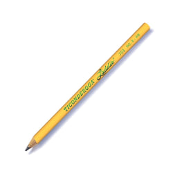 Dixon® Ticonderoga® Laddie Elementary Pencils, Without Eraser, Pack Of 12 Pencils