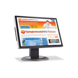 Typing Instructor Web Platinum, Quarterly Subscription