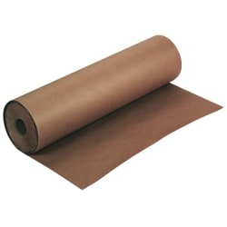 """Pacon® Kraft Wrapping Paper, 100% Recycled, 50 Lb., 36"""" x 1,000', Brown"""