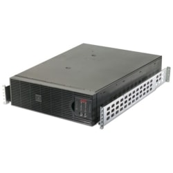 APC by Schneider Electric Smart-UPS 2200VA Rack-mountable UPS - 3U Rack-mountable - 2.50 Hour Recharge - 21 Minute Stand-by