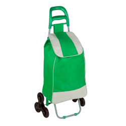 Honey-Can-Do Large Rolling Knapsack Cart, Green