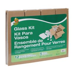 Duck® Glass Storage Kit