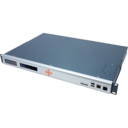 Lantronix SLC 8000 - Console server - 8 ports - 100Mb LAN, RS-232 - 1U - rack-mountable