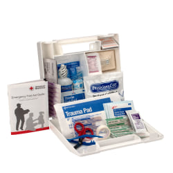 First Aid Only OSHA Compliant Bulk 25-Person First Aid Kit