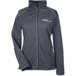 Custom Core 365® Ladies' Techno Lite 3-Layer Knit Shell Jacket