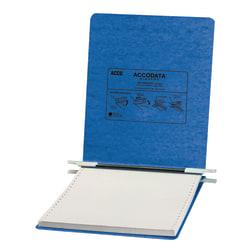 Wilson Jones® Presstex® Pressboard Data Binder, 41% Recycled, Dark Blue