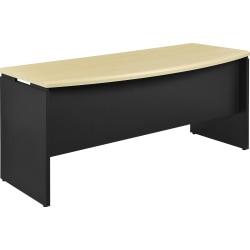 Ameriwood™ Home Pursuit Executive Desk, Natural/Gray