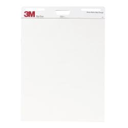 "3M™ Flip Chart, 25"" x 30"", Pad Of 40 Sheets"