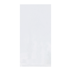 """Office Depot® Brand Flat 1-Mil Poly Bags, 11"""" x 12"""", Clear, Pack Of 1,000"""