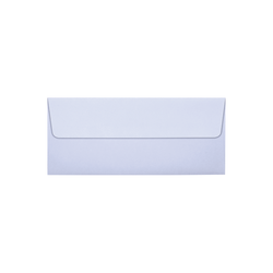 """LUX Square-Flap Invitation Envelopes With Moisture Closure, #10, 4 1/8"""" x 9 1/2"""", Lilac, Pack Of 500"""